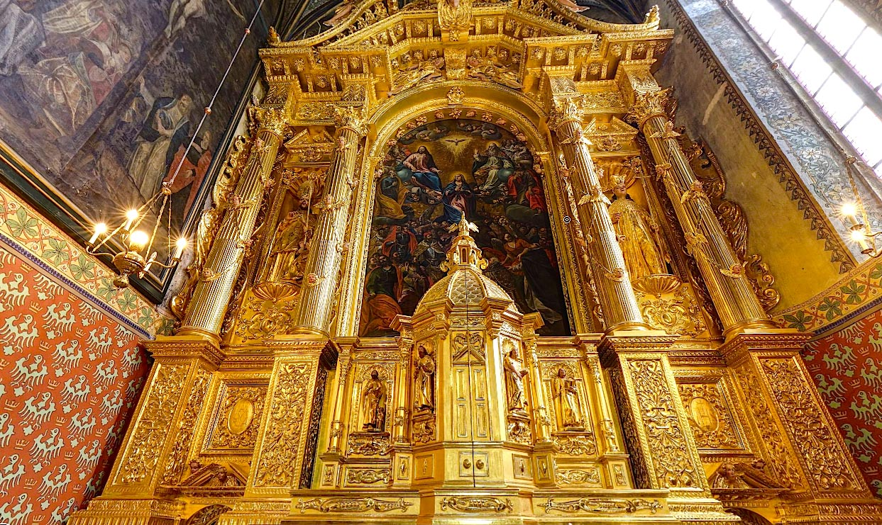 Kościół farny pw. Trójcy Świętej